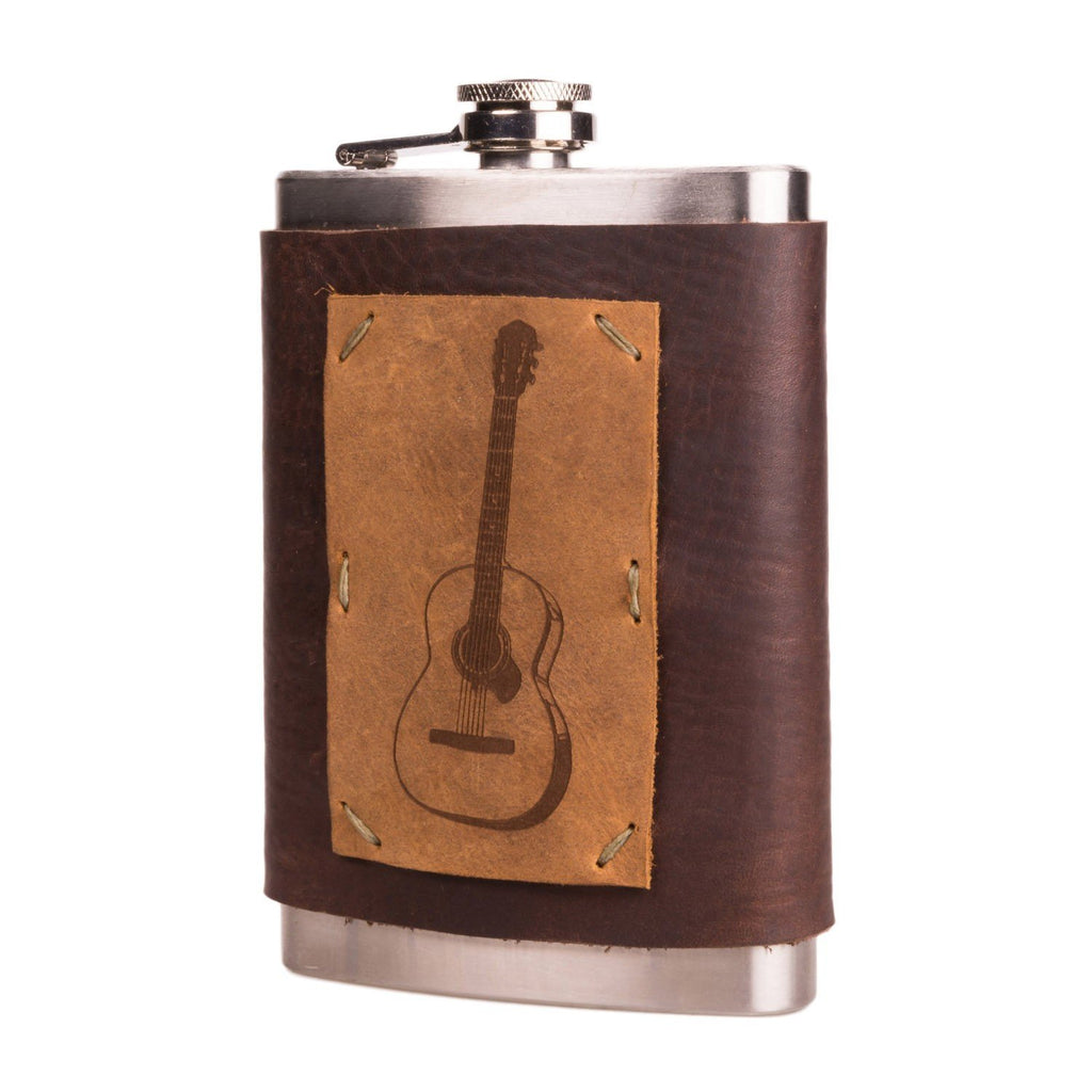 Limited Edition Kodiak Brown 8 oz Flask