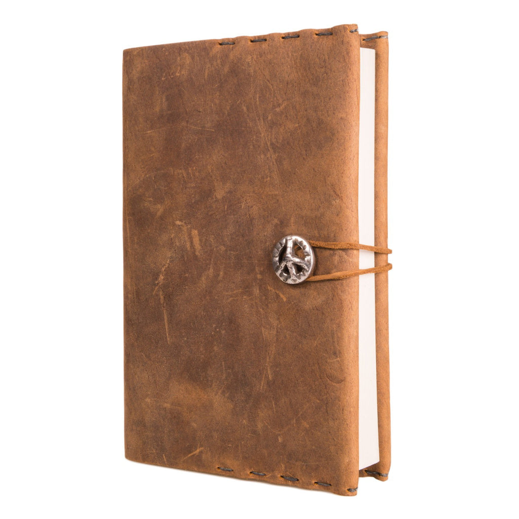 Limited Edition Chiptan Sand Journal with Peace Sign