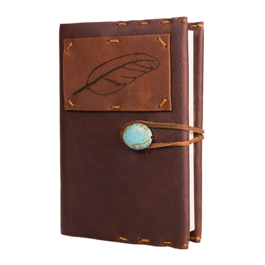 Limited Edition Kodiak Brown Small Journal