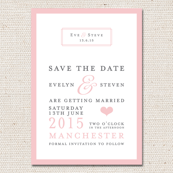 Eve Save-the-Date