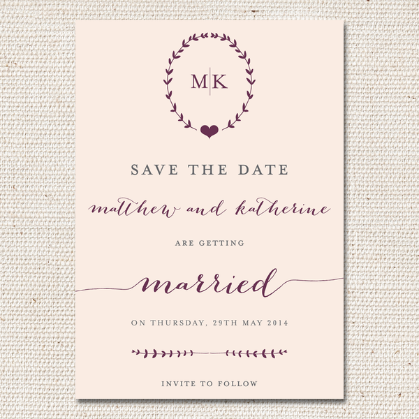 Kate Save-the-Date