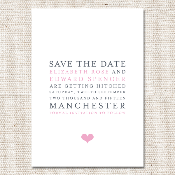 Elizabeth Save-the-Date