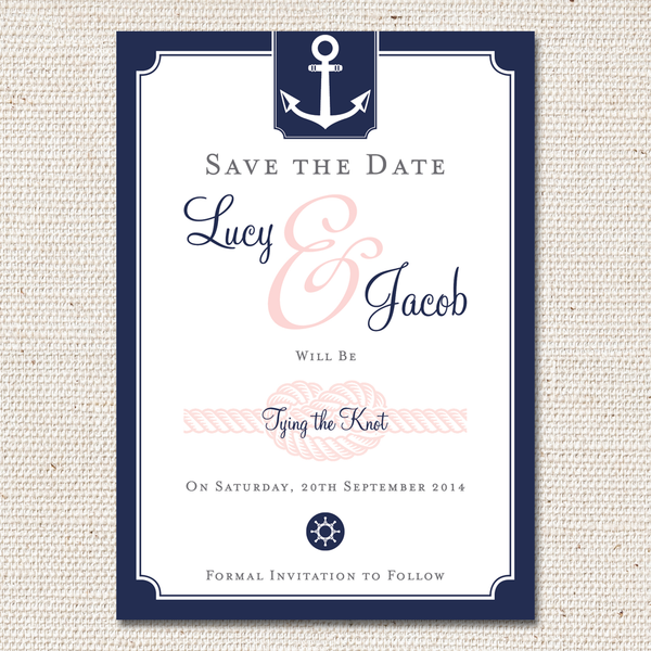 Lucy Save-the-Date