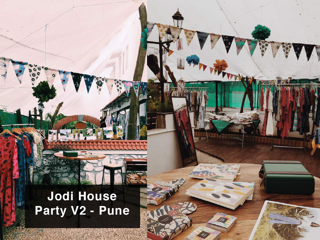 JODI HOUSE PARTY V2 - PUNE!