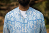 Summer Sky Mandrill Men's Shirt