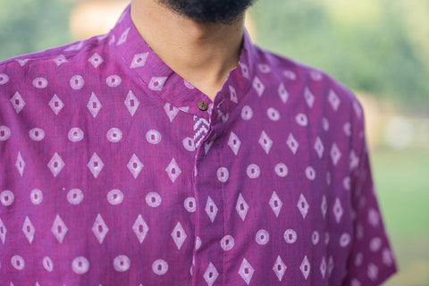 Purple Raisin Shirt