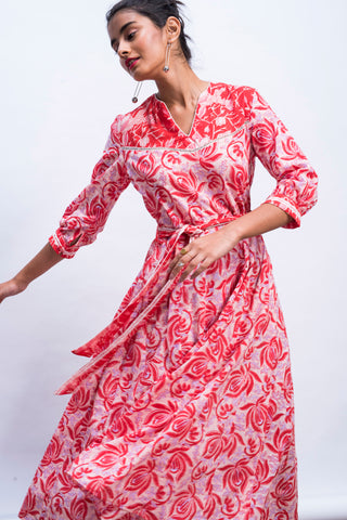 Ume Peasant dress