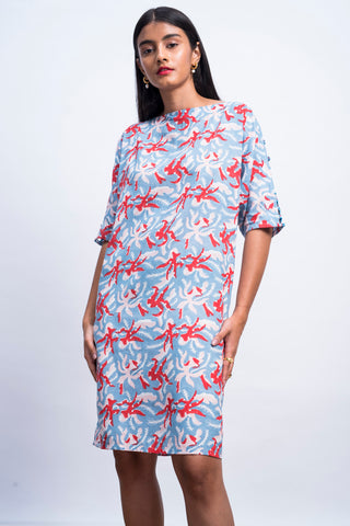 TAKO SHIFT DRESS