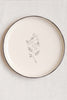 MINIMAL INDIAN CHAMELI PLATES - SET OF 2