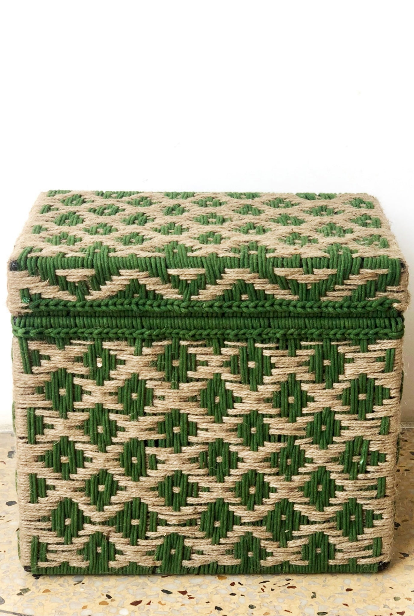 FOREST GREEN TRUNK - SIROHI