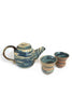SEA FOAM KETTLE SET