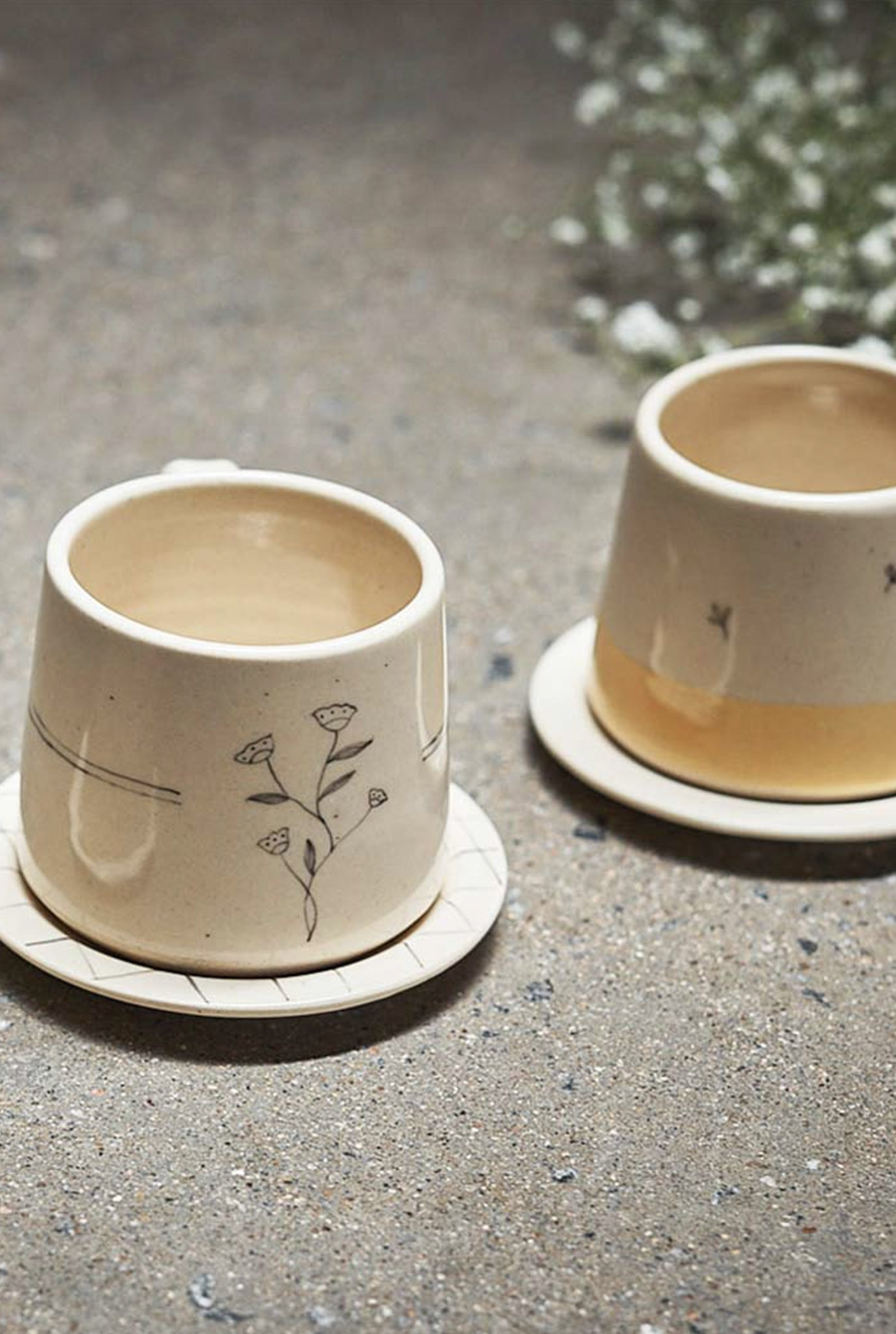 MINIMAL INDIAN MORNING TEASET OF 2