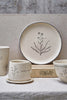 MINIMAL INDIAN BOTANICAL BREAKFAST SET OF 5