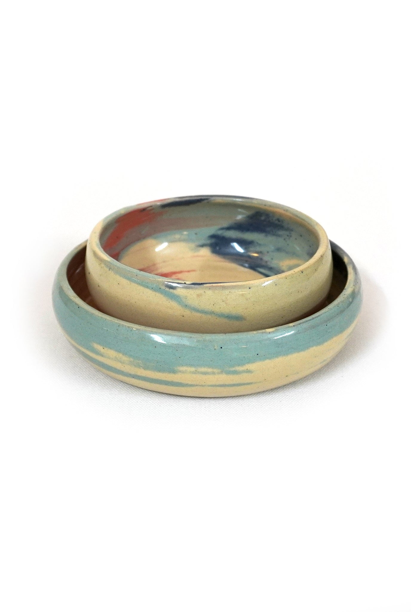 NERIKOMI BOWL - SET OF 2