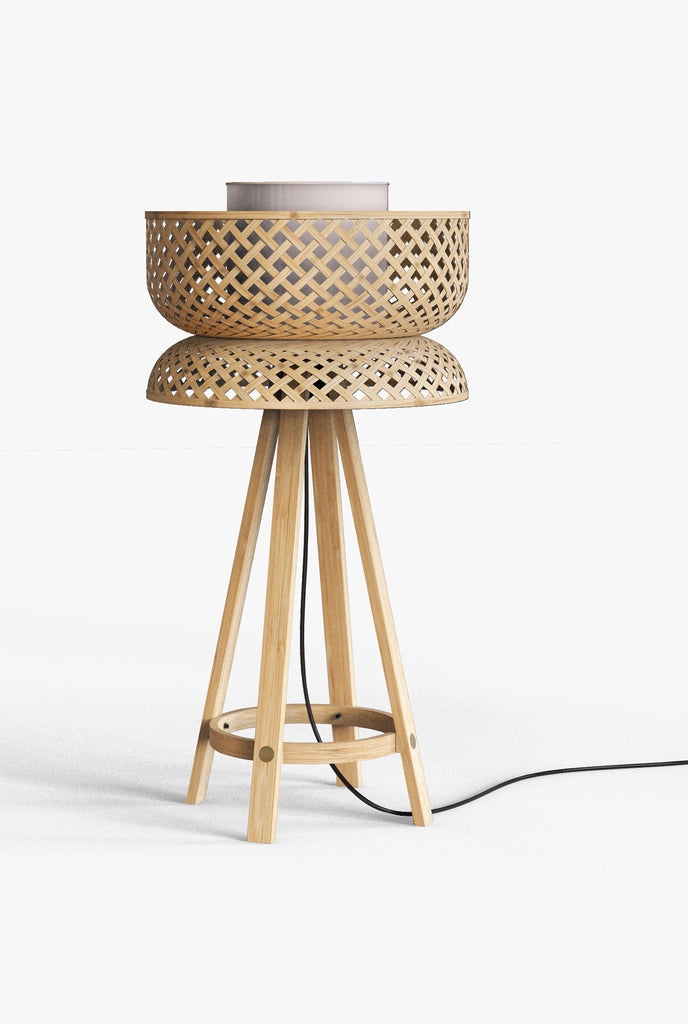 MIANZI LOTUS TABLE LAMP