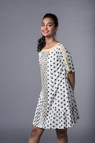 POLKA TENNIS DRESS