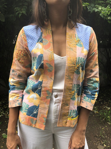 BOUGAINVILLEA JACKET