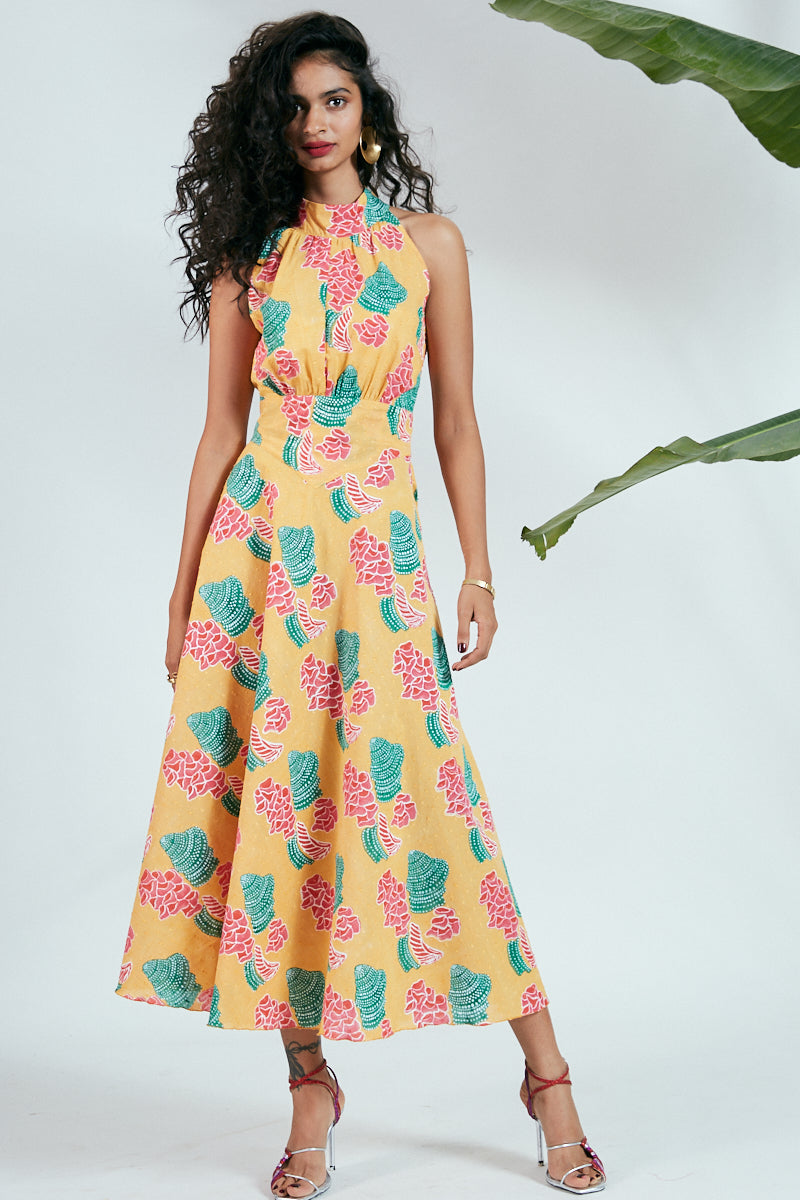 MAKEBA DRESS