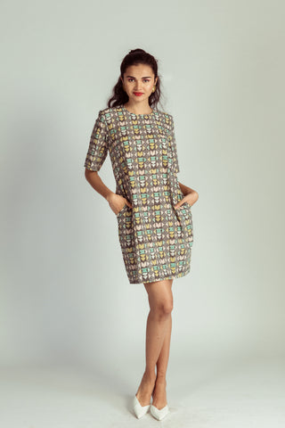 UBUNTU SHIFT DRESS