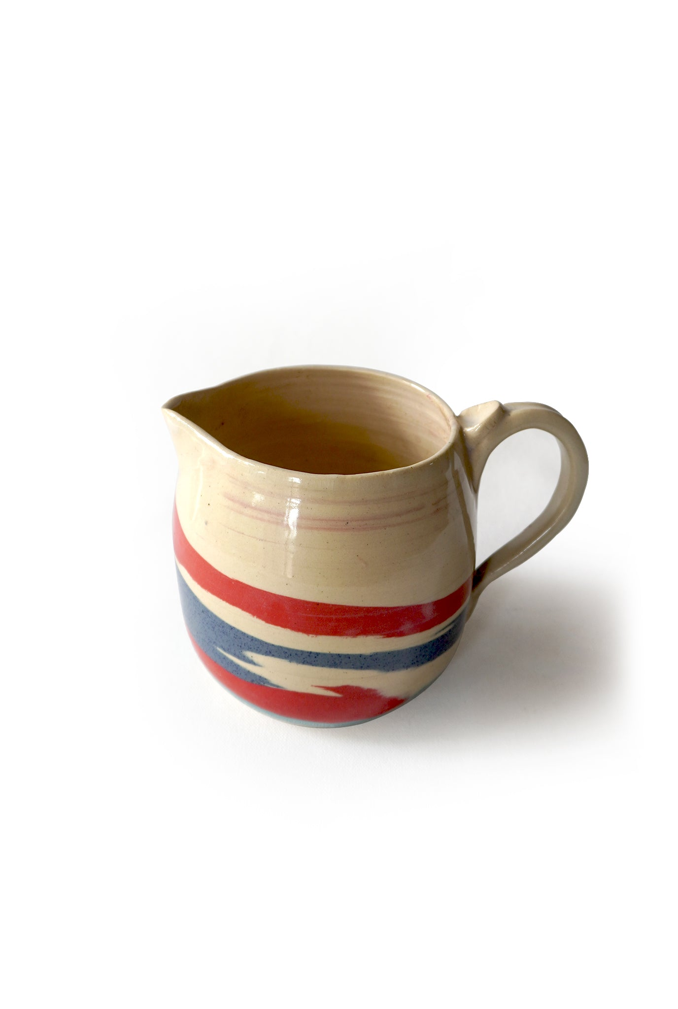 BRUSHSTROKE PITCHER