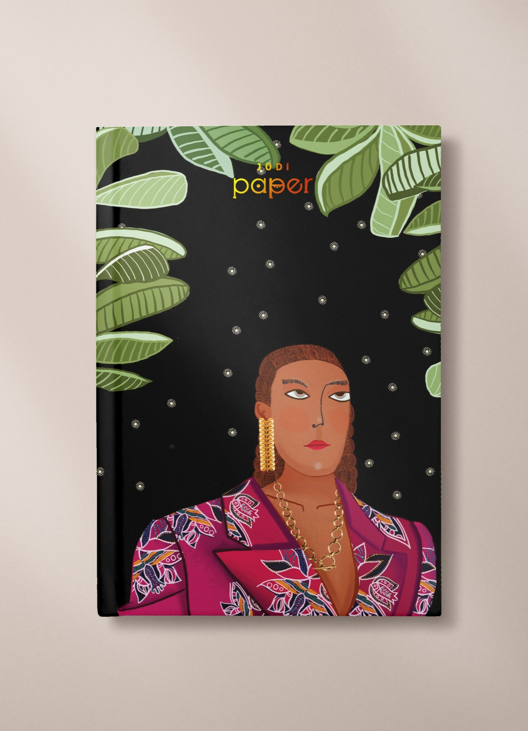 Zeenat Girl Notebook