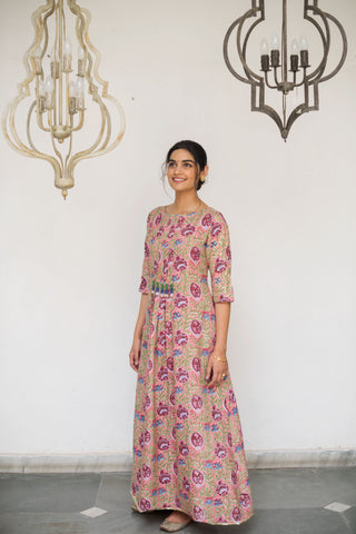 THE TASHKENT MAXI DRESS