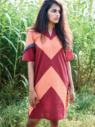 THIMPU SHIFT DRESS