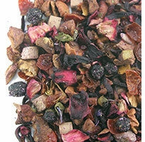 Blueberry Muffin<br>Fruit Tea