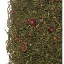 Cranberry Rose<br>Green Tea