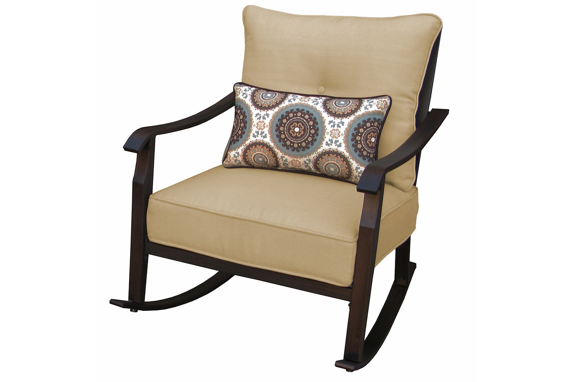 Scottsdale 3pc Rocker Seating Set Patio Furniture Apollo