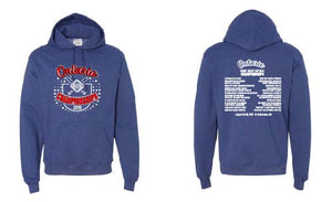 OSSTA PROVINCIALS SOFTBALL CHAMPION EVENT FLEECE HOODIE