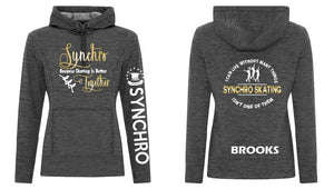 Custom Ladies Synchro Skating Dynamic Tech Sweater