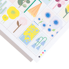 Botanicals Collectable Stamp Set