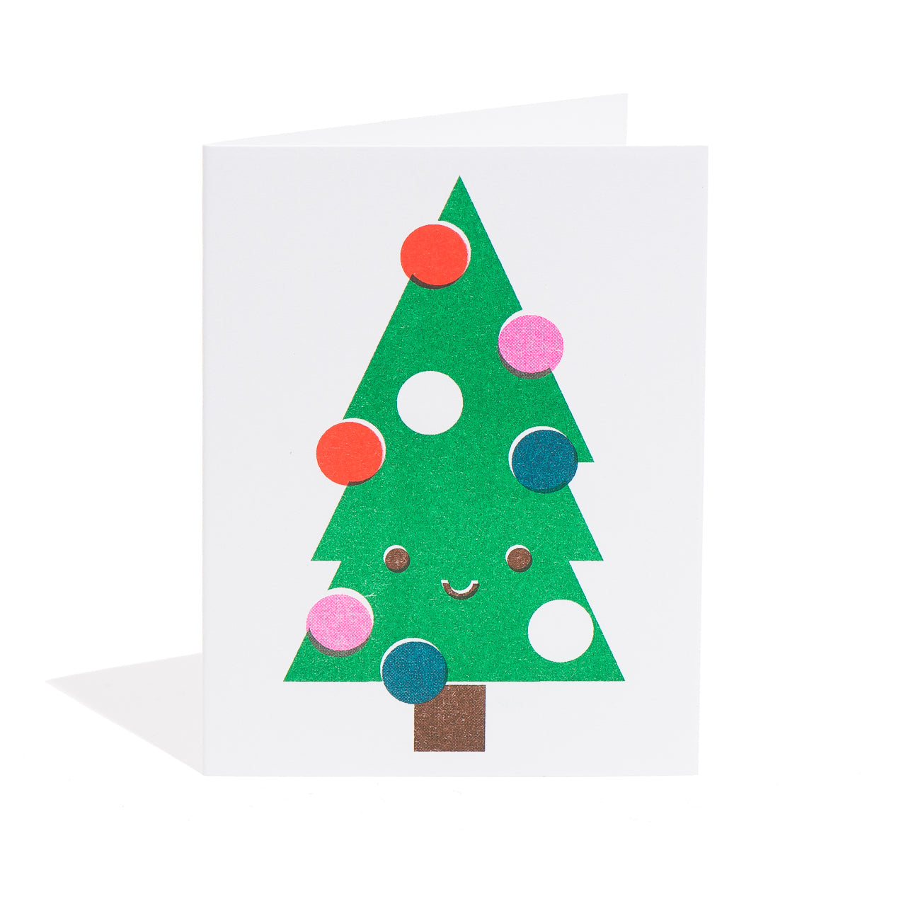 Christmas Tree Mini Card