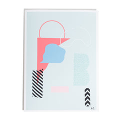 'Dazzle Part 3' / Giclee Poster