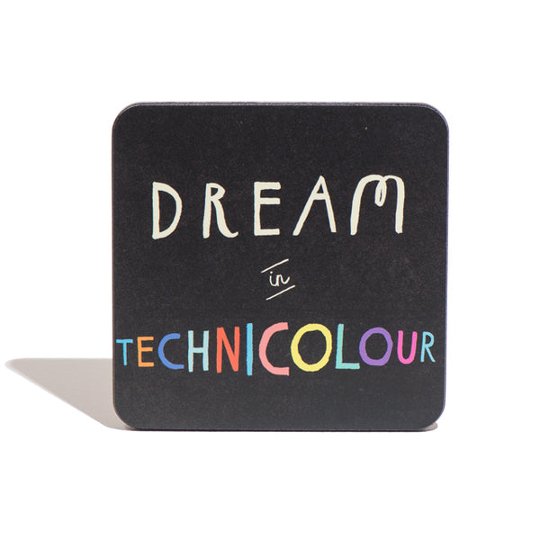 Technicolour Coaster