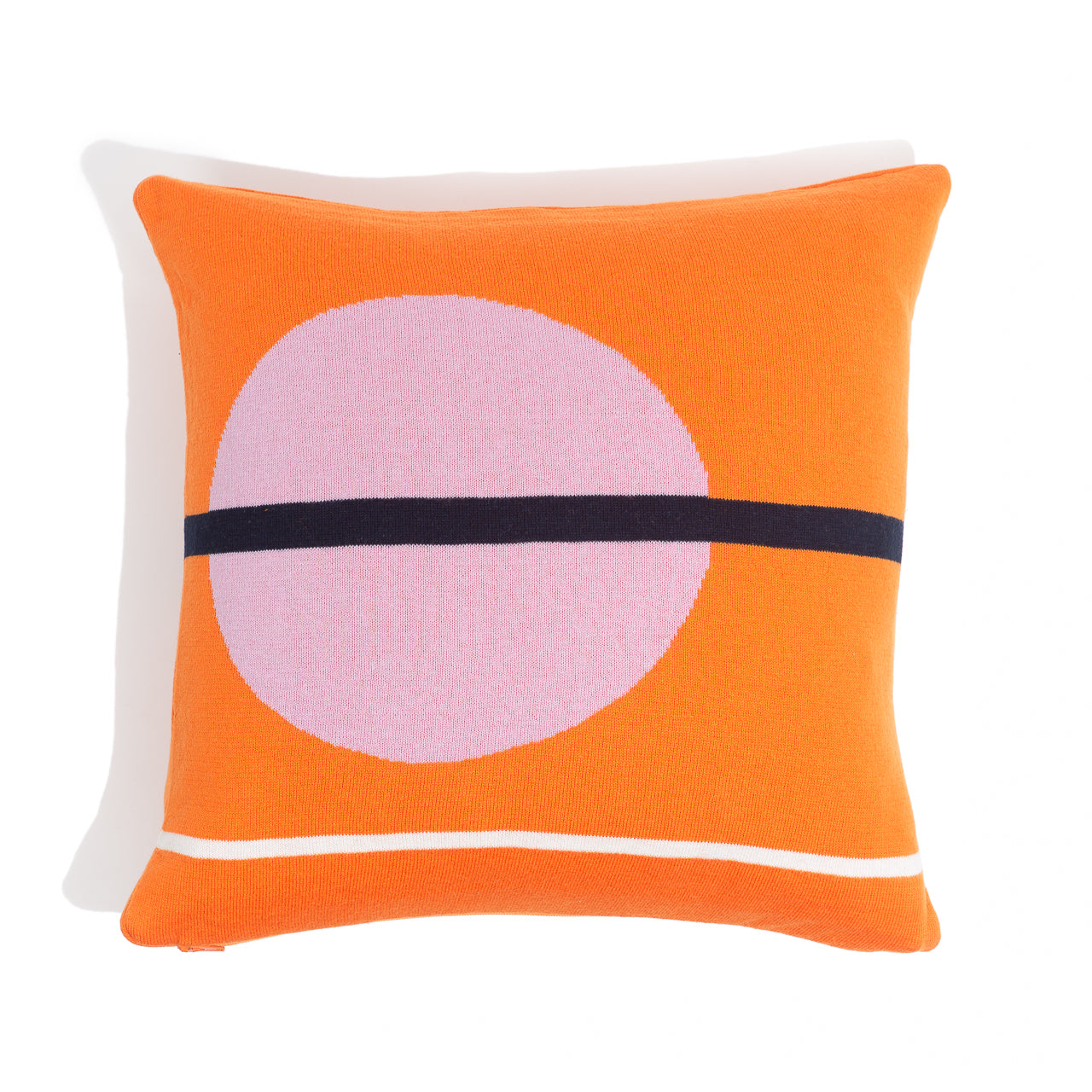 Orange Como Cushion