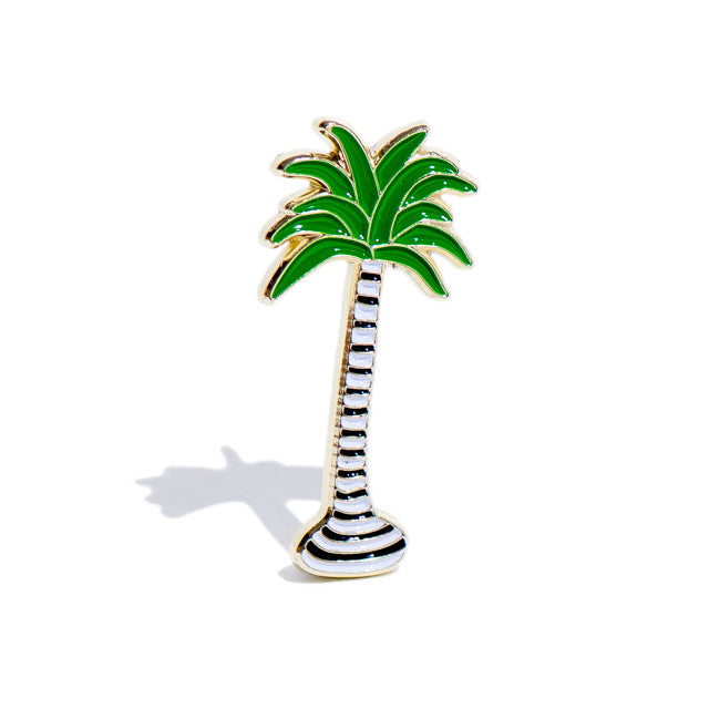 Palm Tree Pin