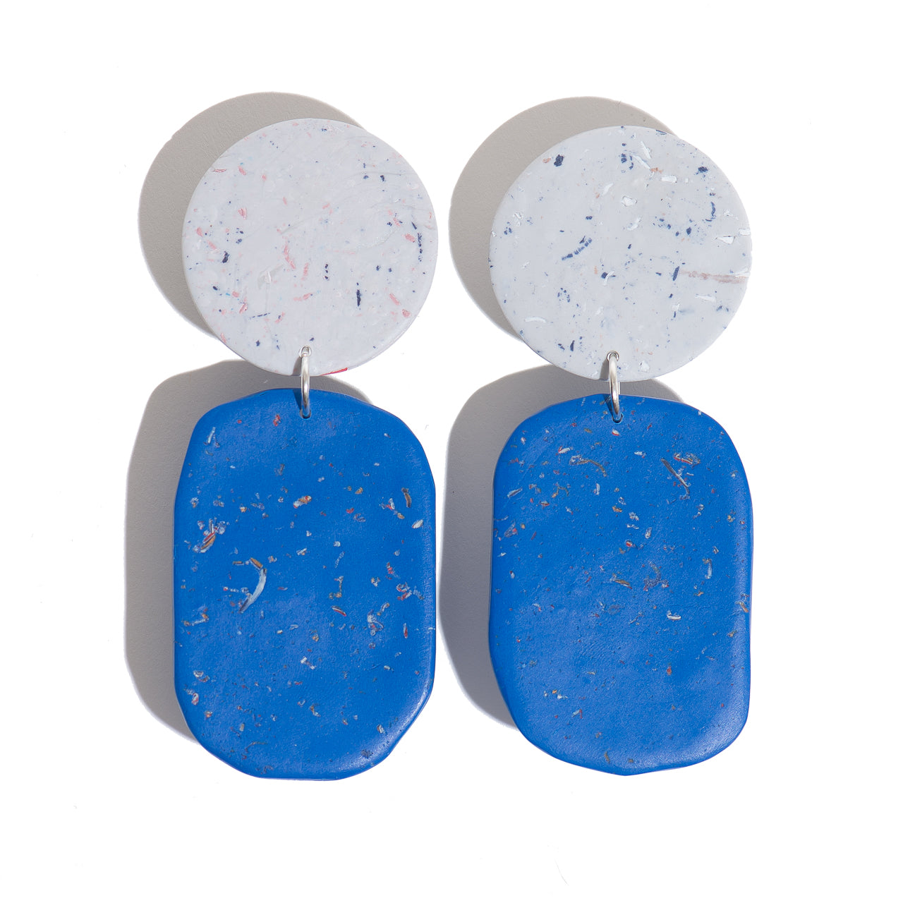 Soft Form Statement Earrings
