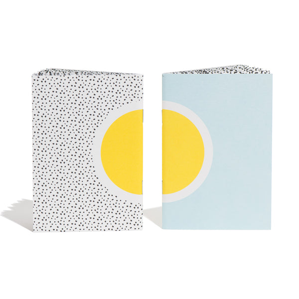 Super Sun Pocket Notebook Set