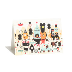 Jumbo Greetings Card