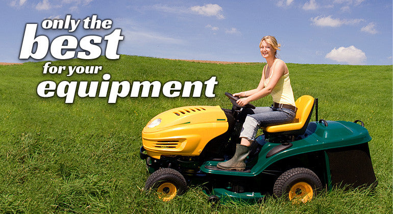 Only The Best For Your Equipment!