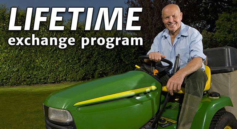 Lifetime Exchange Program