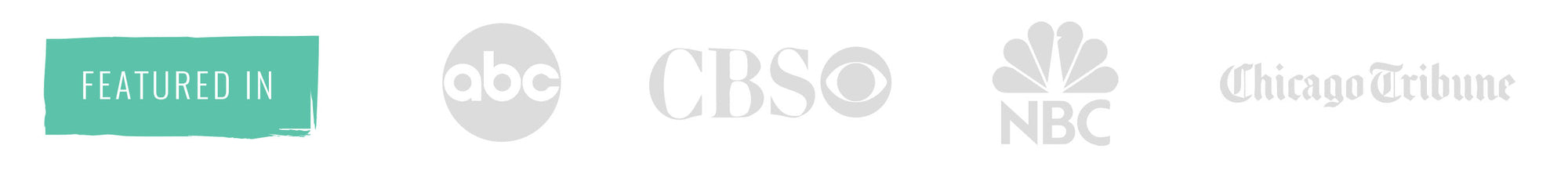 Abc, CBS, NBC,Chicago tribune Featured in