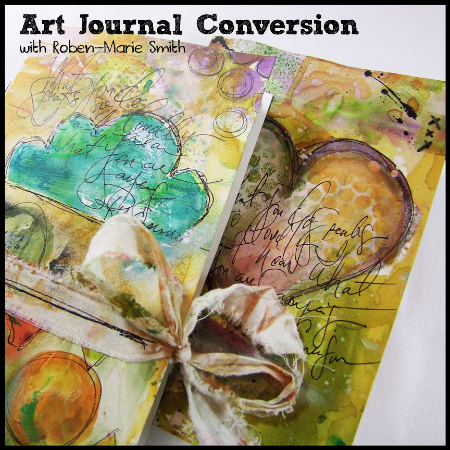 Art Journal Conversion Workshop