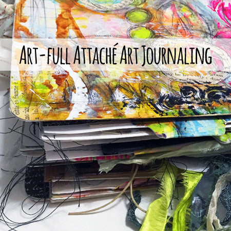 Art-full Attaché Workshop