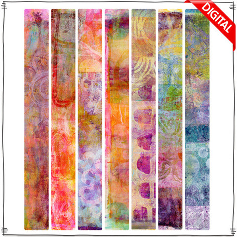 ART POPS™ Tape - Printmaker Pro Collection - Digital Elements