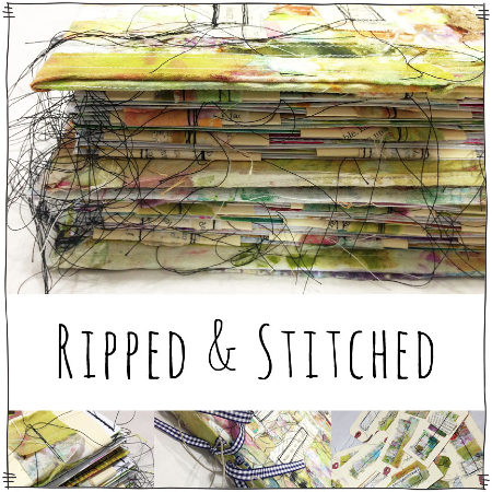 Ripped & Stitched Workshop