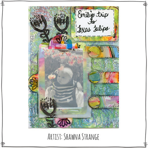 ART POPS™ Sticker Tape - Laguna Dreaming Collection
