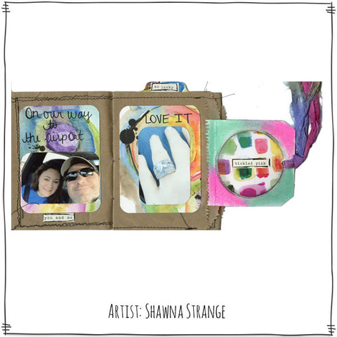 ART POPS™ Shapes - Laguna Dreaming Collection - Digital Elements